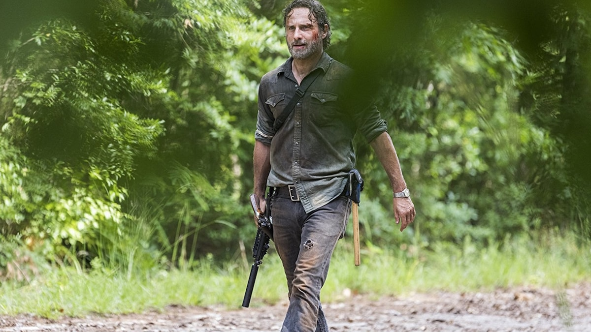 The Walking Dead 8x06: 'The King, The Widow and Rick'