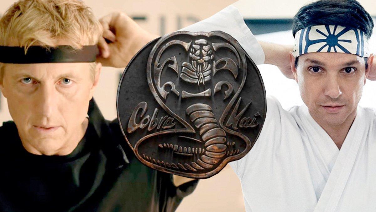Cobra Kai: Karate Kid 34 años después