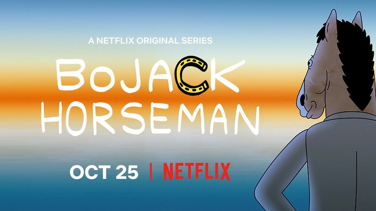 La última temporada de BoJack Horseman estrena el 25 de octubre