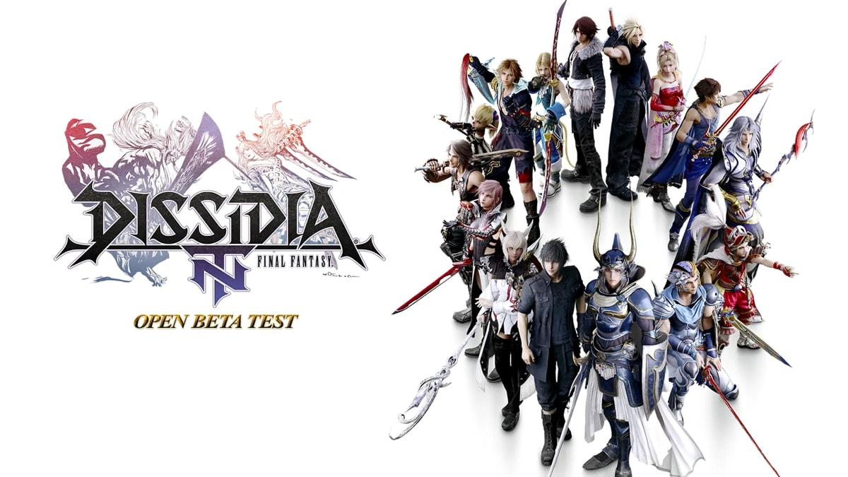 Primer vistazo a Dissidia Final Fantasy NT