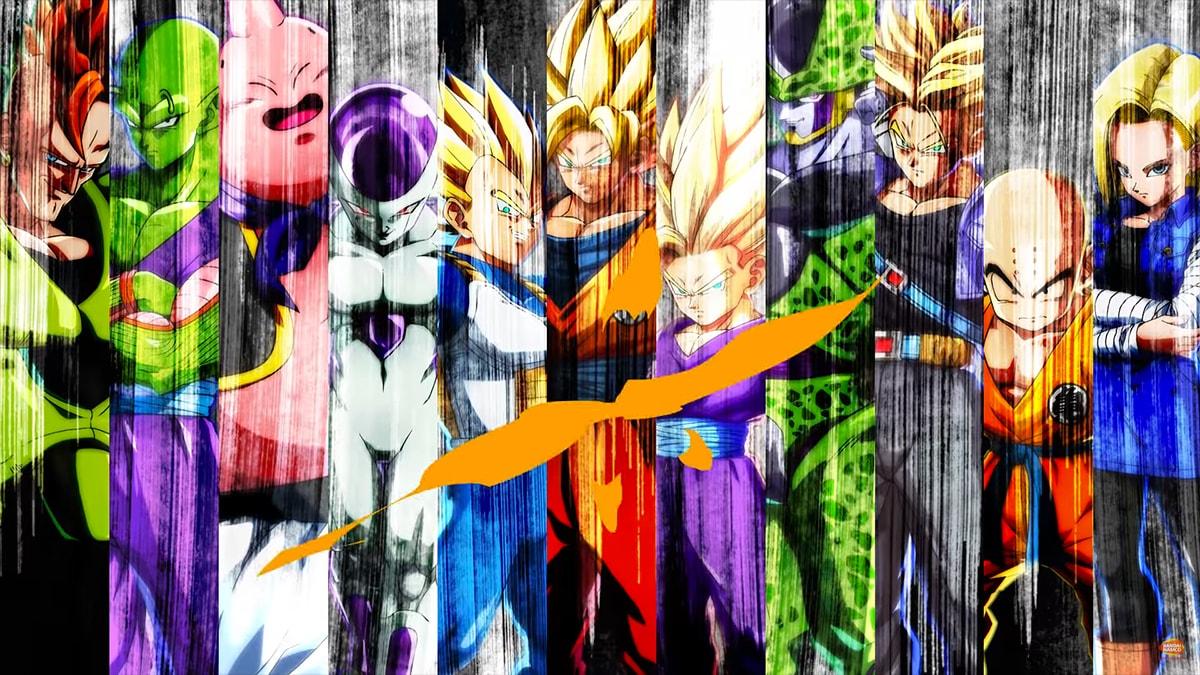 Piccoro, Krillin y los Androides 16, 17 y 18 se unen a Dragon Ball FighterZ