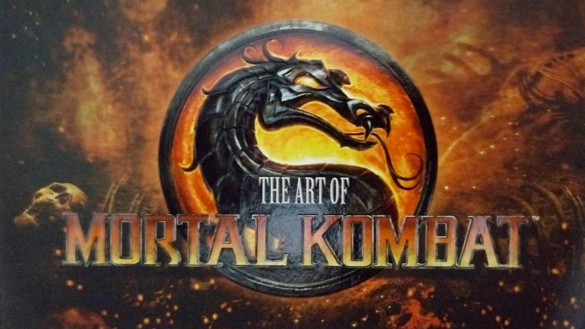 Un vistazo al arte de Mortal Kombat
