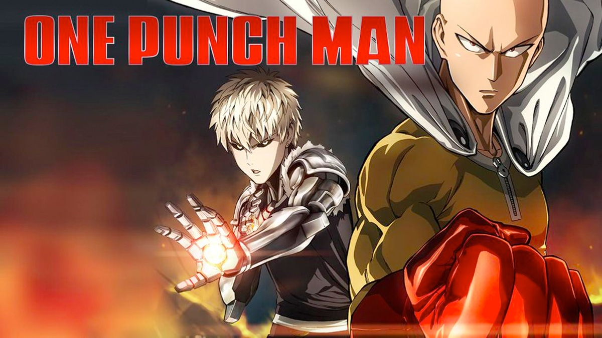 One Punch Man y la mayor fuerza de la humanidad