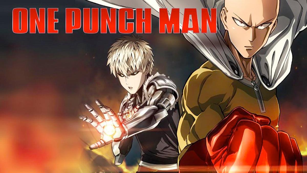 One Punch Man y la mayor fuerza de la humanidad