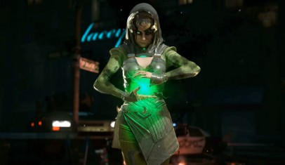 Enchantress llega a Injustice 2