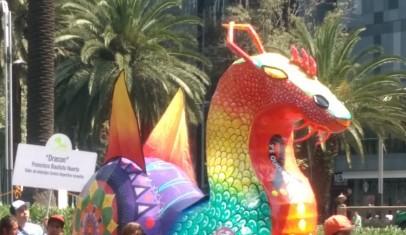 Nuestra experiencia en el desfile de Alebrijes CDMX 2017