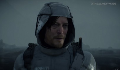 Death Stranding presenta un nuevo avance en The Game Awards 2017