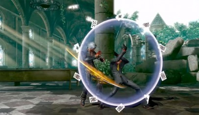 Oswald se une a The King of Fighters XIV