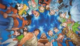 Juegos, peleas, Marvel y Capcom
