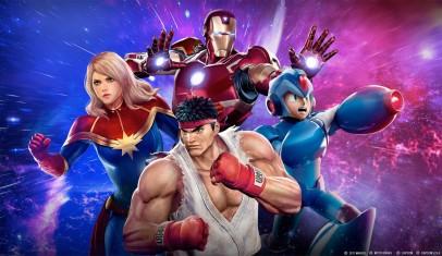 La historia de Marvel Vs. Capcom: Infinite