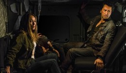Fear The Walking Dead: The New Frontier