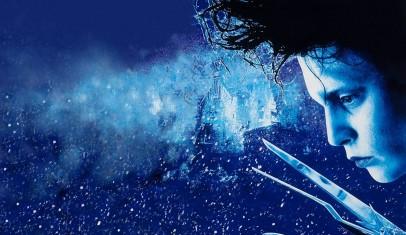El joven manos de tijera: Un oscuro relato de fantasía y amor