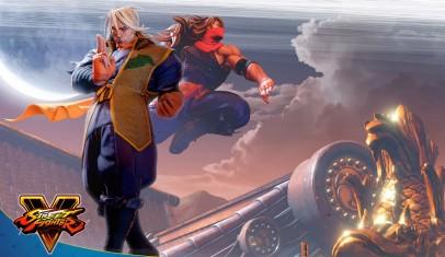 El maestro del Bushinryu ha regresado: ¡Zeku llega a Street Fighter V!