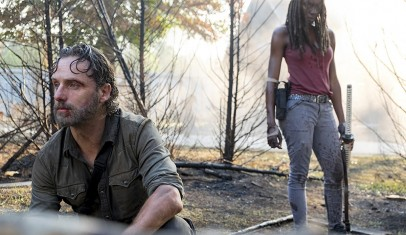 The Walking Dead 8x10: 'The lost and the plunderers'