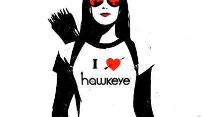 Hawkeye: esperando dar en el blanco
